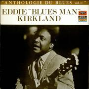 Click here for more info about 'Eddie Kirkland - Eddie 'Blues Man' Kirkland'