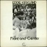 Click here for more info about 'Eddie Kirkland - Front And Center'