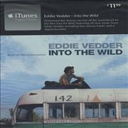 Click here for more info about 'Eddie Vedder - Into The Wild - iTunes'