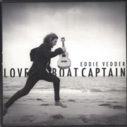 Click here for more info about 'Eddie Vedder - Love Boat Captain'