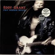 Click here for more info about 'Eddy Grant - File Under Rock'
