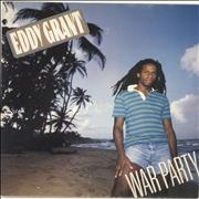 Click here for more info about 'Eddy Grant - War Party - Bajan Re-Mix - Solid Centre'