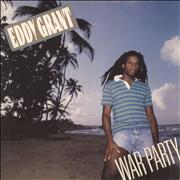 Click here for more info about 'Eddy Grant - War Party'