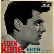 Click here for more info about 'Eden Kane - Hits EP'