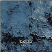 Click here for more info about 'Edgar Froese - Aqua - green 'Two Virgins' label'