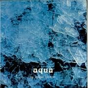 Edgar Froese Aqua - 1st UK vinyl LP