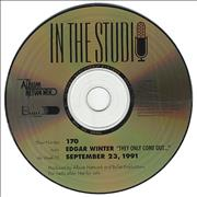 Click here for more info about 'Edgar Winter - In The Studio - They Only Come Out'