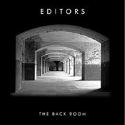 Click here for more info about 'Editors - The Back Room'