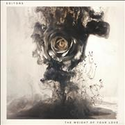 Click here for more info about 'Editors - The Weight Of Your Love'