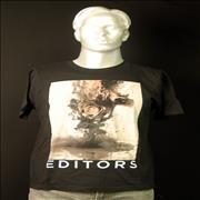 Click here for more info about 'Editors - The Weight of Your Love T-Shirt - Medium'