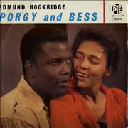 "Edmund Hockridge Porgy And Bess EP UK 7"" vinyl"