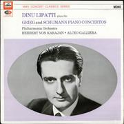 Click here for more info about 'Edvard Grieg - Dinu Lipatti plays the Greig and Schumann Piano Concertos'