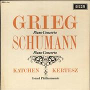 Click here for more info about 'Edvard Grieg - GRIEG / SCHUMAN: Piano Concerto / Piano Concerto'