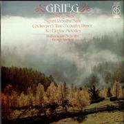 Click here for more info about 'Edvard Grieg - Holberg Suite, Sigurd Jorsalfar Suite, Cowkeepers Tune, etc'