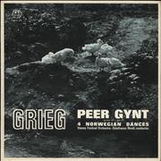 Click here for more info about 'Edvard Grieg - Peer Gynt / 4 Norwegian Dances'