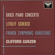 Click here for more info about 'Edvard Grieg - Piano Concerto - ED1 - WBg'