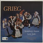 Click here for more info about 'Edvard Grieg - Symphonic Dances, Op.64 / Lyric Suite From Op.54'