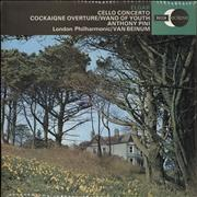 Click here for more info about 'Edward Elgar - Cello Concerto / Cockaigne Overture / Wand Of Youth'