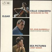 Click here for more info about 'Edward Elgar - Cello Concerto / Sea Pictures - 2nd'