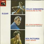 Click here for more info about 'Edward Elgar - Cello Concerto / Sea Pictures - 4th'