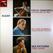 Click here for more info about 'Edward Elgar - Cello Concerto / Sea Pictures - 5th'