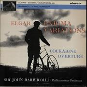 Click here for more info about 'Edward Elgar - Enigma Variations / Cockaigne Overture - 2nd'