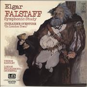 Click here for more info about 'Edward Elgar - Falstaff - Symphonic Study / Cockaigne Overture 'In London Town''