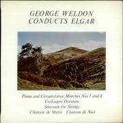 Click here for more info about 'Edward Elgar - George Weldon Conducts Elgar'