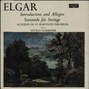 Click here for more info about 'Edward Elgar - Introduction And Allegro / Serenade For Strings'