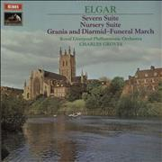 Click here for more info about 'Edward Elgar - Severn Suite / Nursery Suite / Grania And Diarmid - Funeral March'