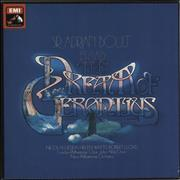 Click here for more info about 'Edward Elgar - The Dream Of Gerontius - Quad'