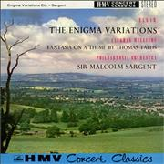 Click here for more info about 'The Philharmonia Orchestra - Elgar: The Enigma Variations / Vaughan Williams: Fantasia On a Theme By Thomas Tallis - 1st'