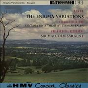 Click here for more info about 'Elgar: The Enigma Variations / Vaughan Williams: Fantasia On a Theme By Thomas Tallis'