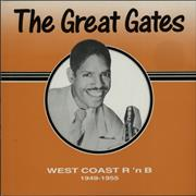 Click here for more info about 'Edward 'Great Gates' White - The Great Gates - West Coast R 'N' B 1949-1955'