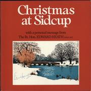 Click here for more info about 'Edward Heath - Christmas At Sidcup - Autographed'