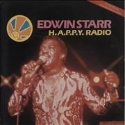 Click here for more info about 'Edwin Starr - H.A.P.P.Y. Radio'