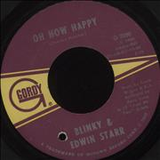 Click here for more info about 'Edwin Starr - Oh How Happy'