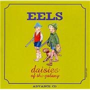 Eels Daisies Of The Galaxy USA CD album Promo
