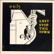 Click here for more info about 'Eels - Last Stop: This Town'