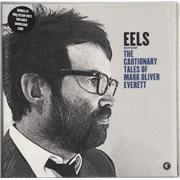 Eels The Cautionary Tales Of Mark Oliver Everett - 180gm Clear Vinyl + Shrink UK 2-LP vinyl set