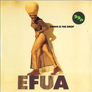 Click here for more info about 'Efua - Down Is The Drop'