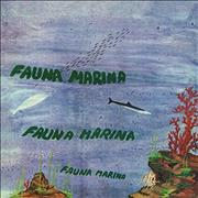 Click here for more info about 'Egisto Macchi - Fauna Marina - Clear Blue Vinyl - Sealed'