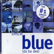 Click here for more info about 'Eiffel 65 - Blue (Da Ba Dee)'