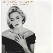 """Eighth Wonder I'm Not Scared - Poster Sleeve UK 7"""" vinyl"""