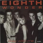 Click here for more info about 'Eighth Wonder - Stay With Me'