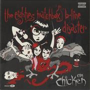 Click here for more info about 'Eighties Matchbox B-Line Disaster  - Chicken'