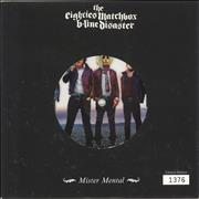 Click here for more info about 'Eighties Matchbox B-Line Disaster  - Mister Mental'