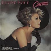 Click here for more info about 'Elaine Paige - Cinema'