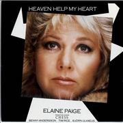 Click here for more info about 'Elaine Paige - Heaven Help My Heart'