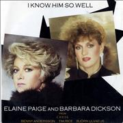 Click here for more info about 'Elaine Paige - I Know Him So Well'